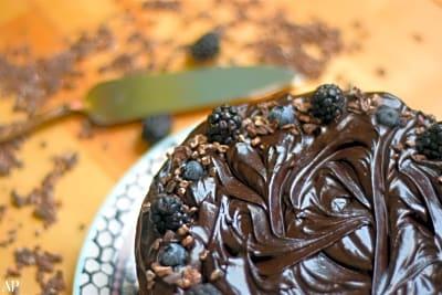 Recipe: Guilt-Free Chocolate Cake