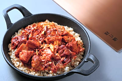 New Restaurant: Baekmidang Chul Grill