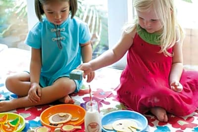 Cooking with Kids: Snacks and Small Bites