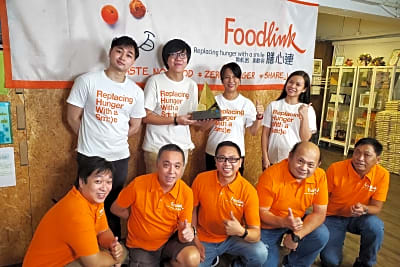 Foodlink Wins Gold for Environmental Excellence