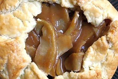 Recipe: Rustic Apple Galette