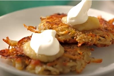 Recipe: Potato Latkes