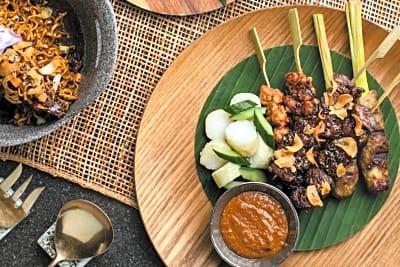 Heavenly Balinese Cuisine at Poem