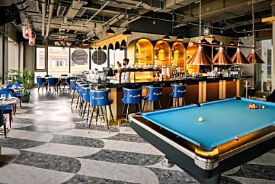 New Restaurant: The Upper Deck