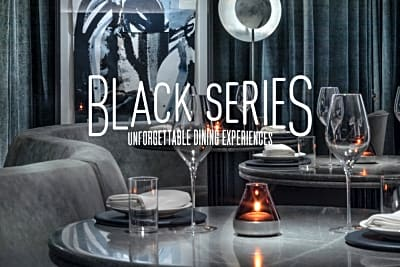 The Return of Black Sheep Restaurants' Black Series
