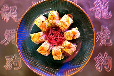 Raunchy New Restaurant: Lung Fu Pao