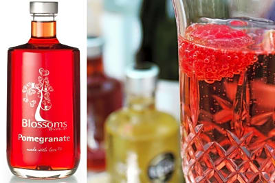 Cocktails and More with Blossoms Syrup