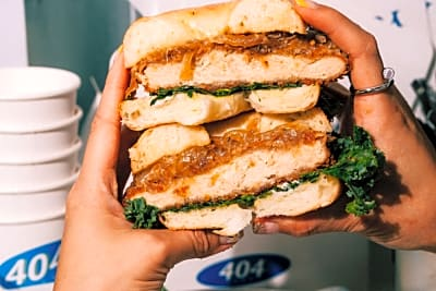 TiNDLE Hong Kong Launch: Plant-Based Chicken