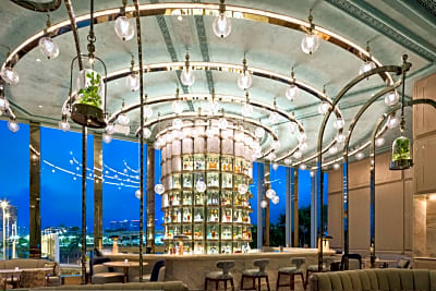 First Look: Swanky New Bar ARGO at the Four Seasons