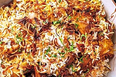 Recipe: Beef Pulao