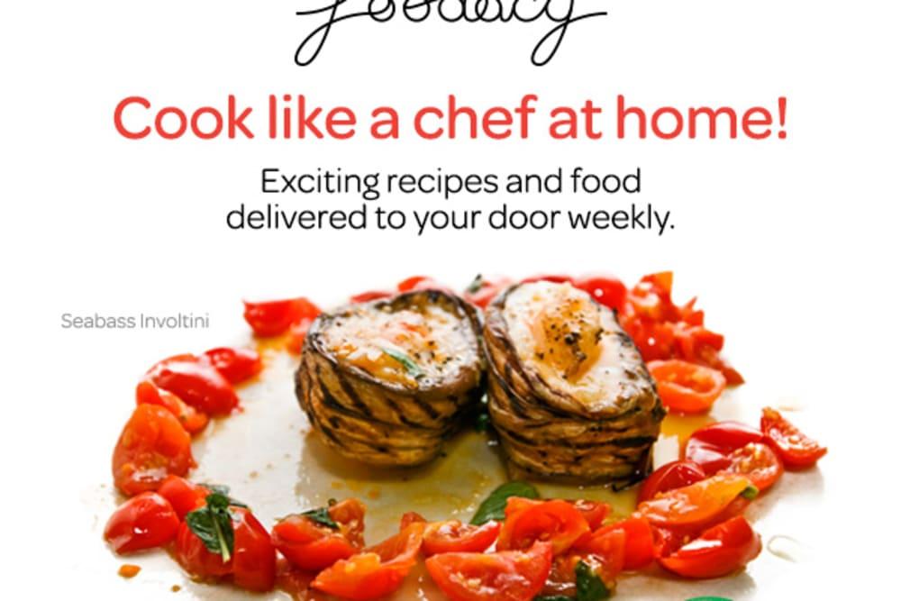 Foodacy Artisan Grocery Box