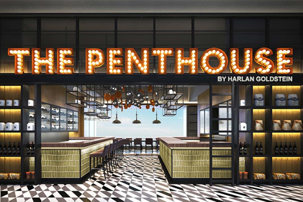 <p>Harlan G's Penthouse</p>