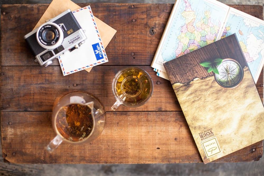 The Foodie Startup Diaries: TeaCha