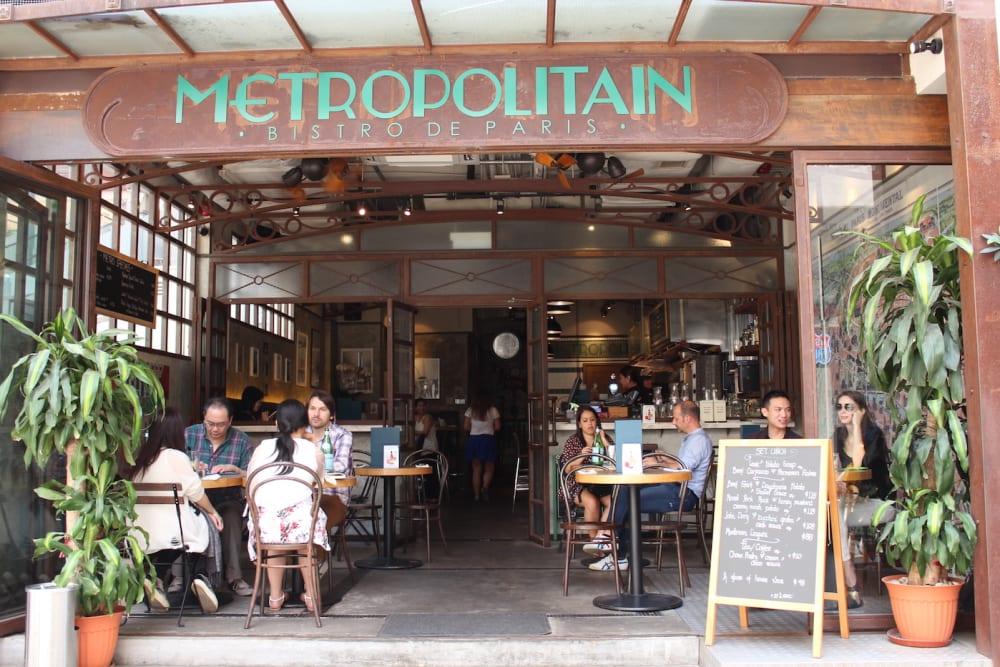 Metropolitain, Hong Kong
