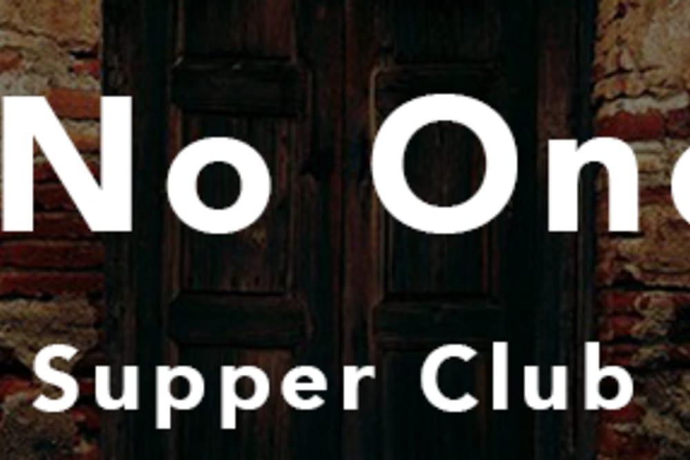 Secret Supper Club – The Reveal