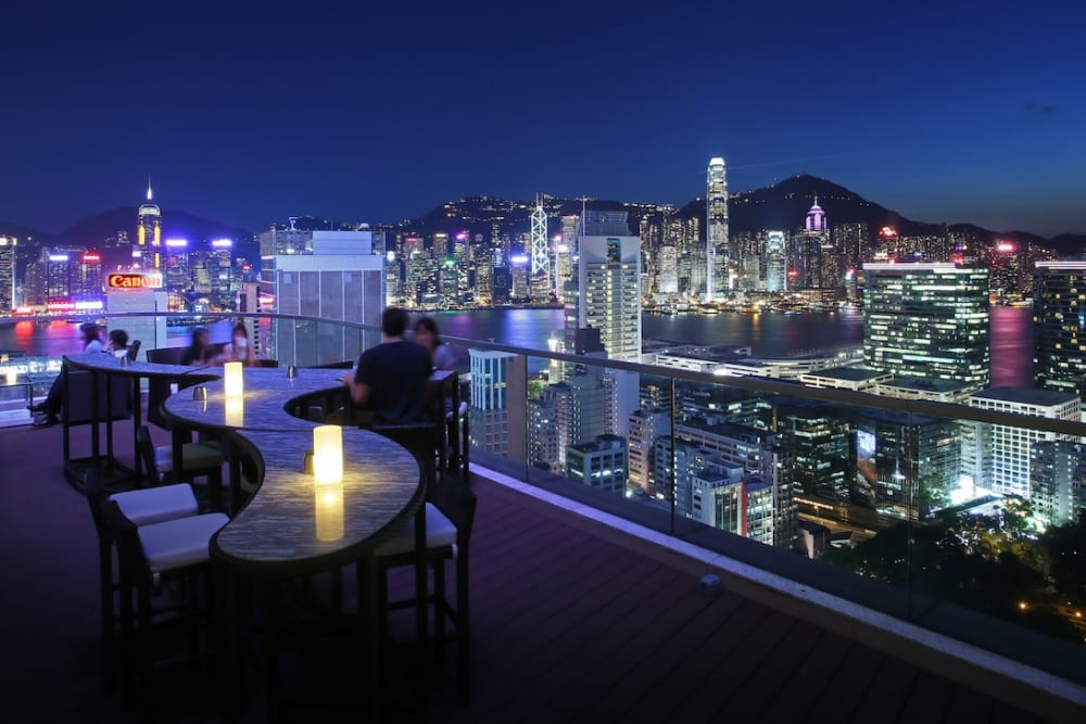 The Best Rooftop Bars in Hong Kong