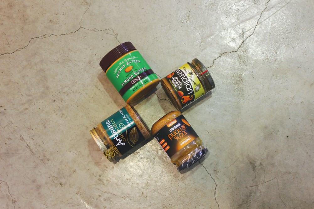 Food Wars - Almond Butter