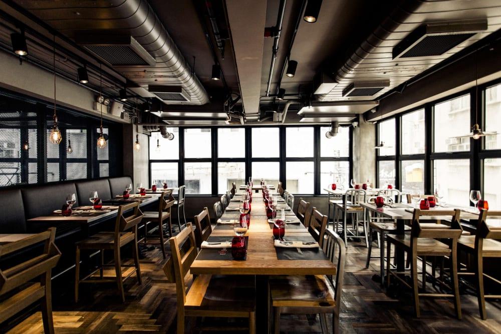 New Restaurant: Scarlett Cafe and Wine Bar