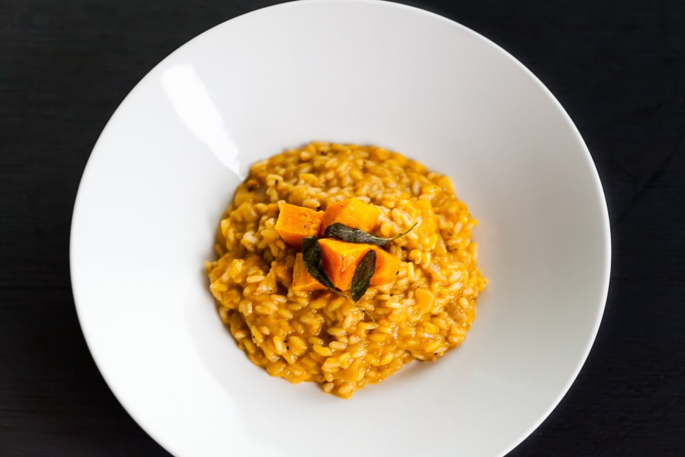 Roasted Butternut Squash and Sage Risotto Recipe