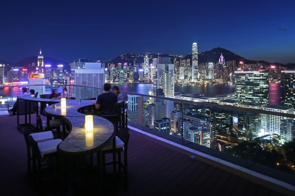 香港醉人天台酒吧之選