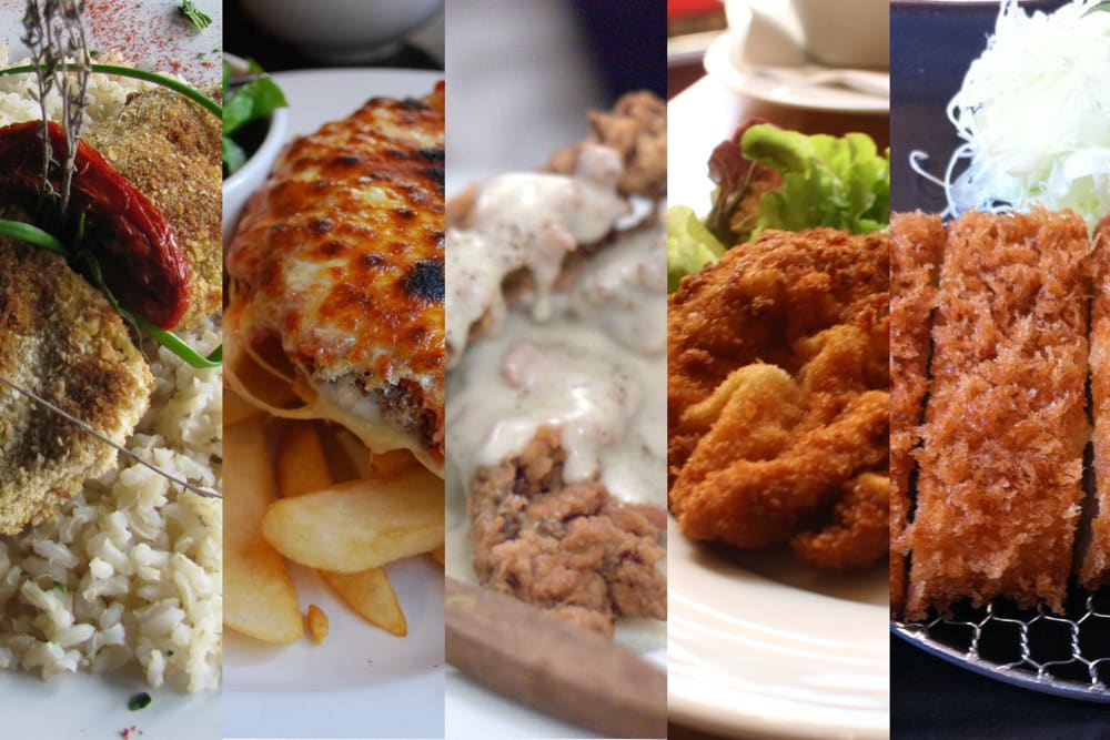 Which Breaded Meat Dish is Best?