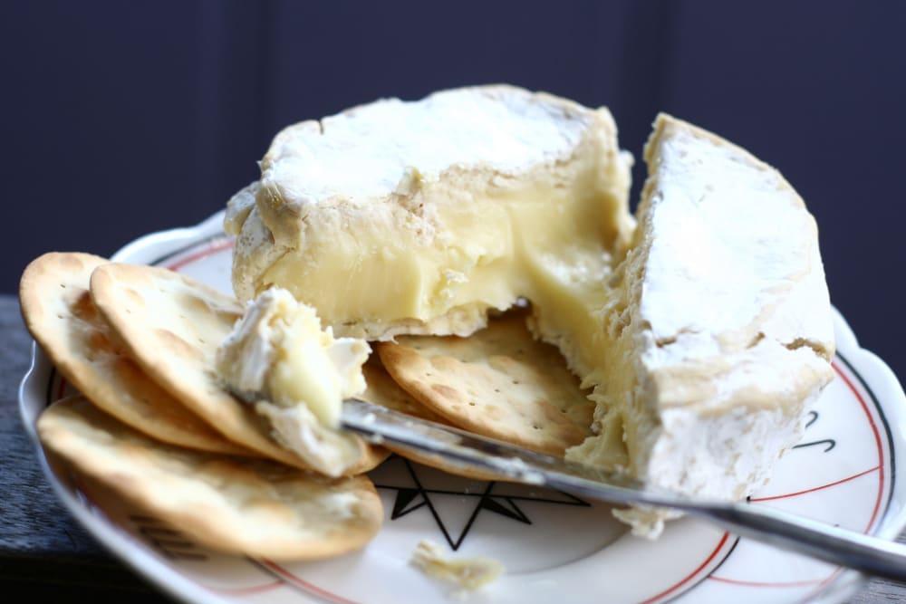 品嚐「芝士之王」Brie的最佳方法