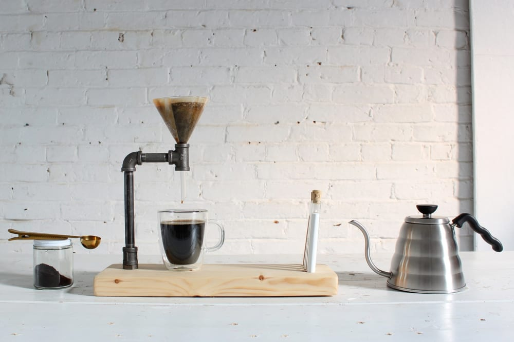 Starting a Home Coffee Brewing Kit on the Cheap
