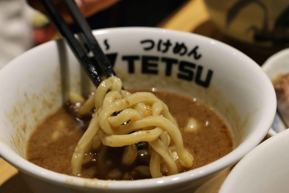 つけめん TETSU沾麵哲的熱石美