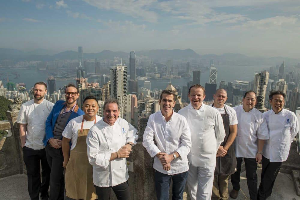 Taste of HK: The World's Greatest Restaurant Festival is Here