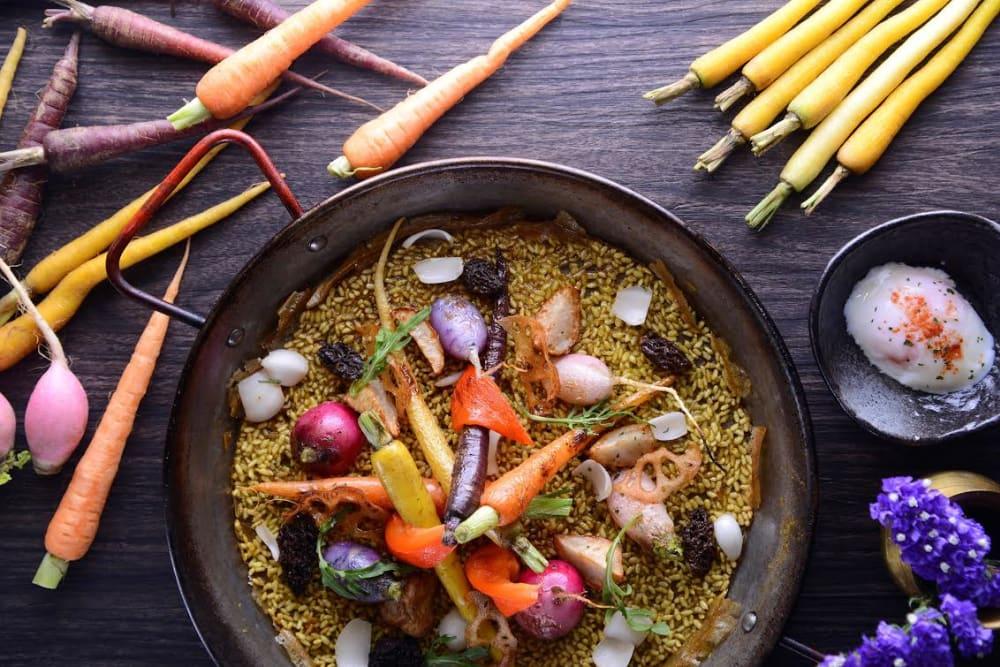 Vanimal in Kennedy Town: Not Just Another Vegetarian Restaurant