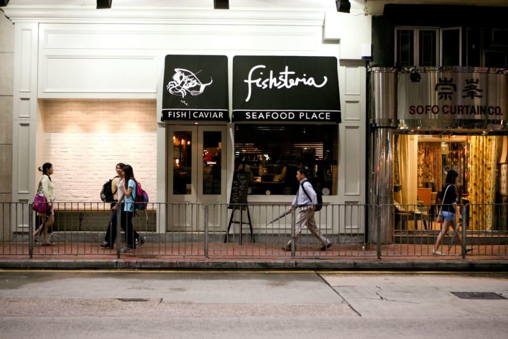 NEW Restaurant Review: Fishsteria in Wanchai