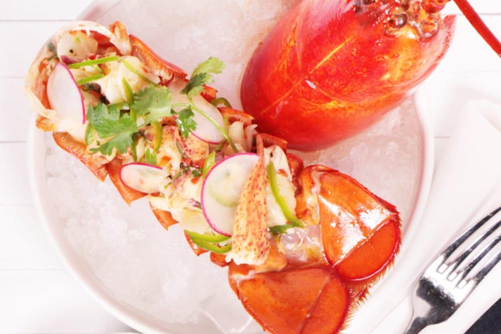 Lobster Ceviche Recipe