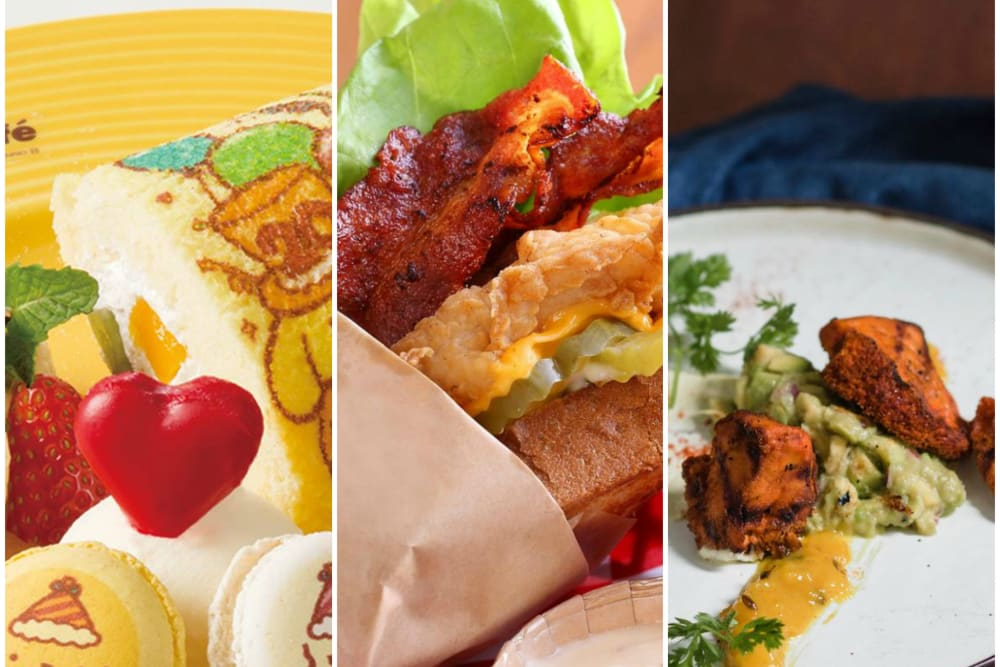 New Eateries Round Up