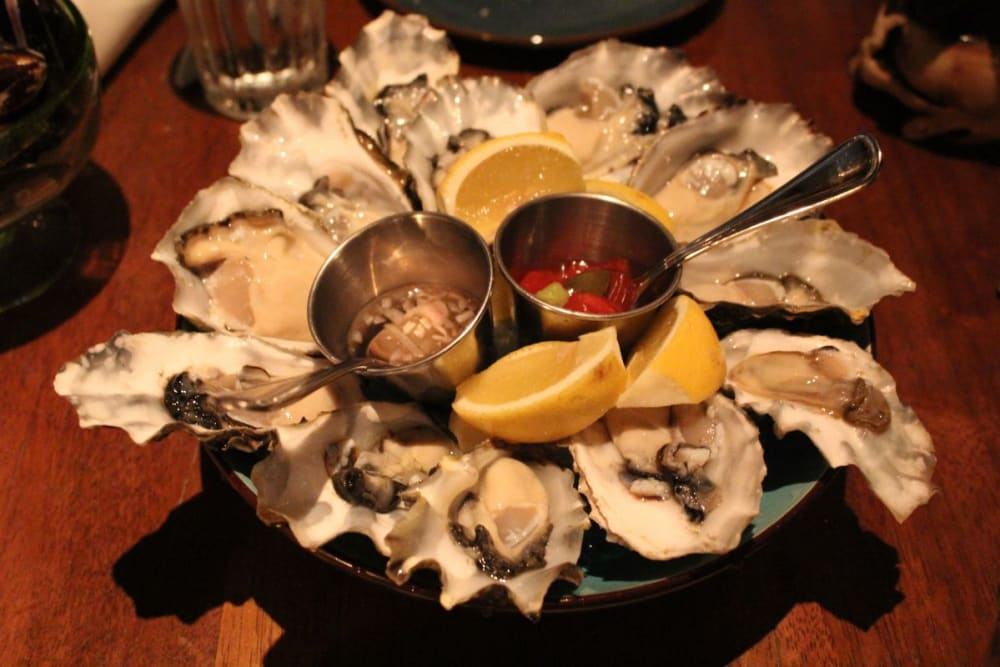 Raw Bar Feast at Lily & Bloom