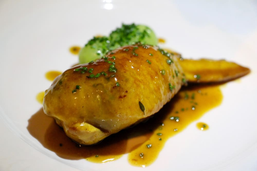 Restaurant Review - Belon
