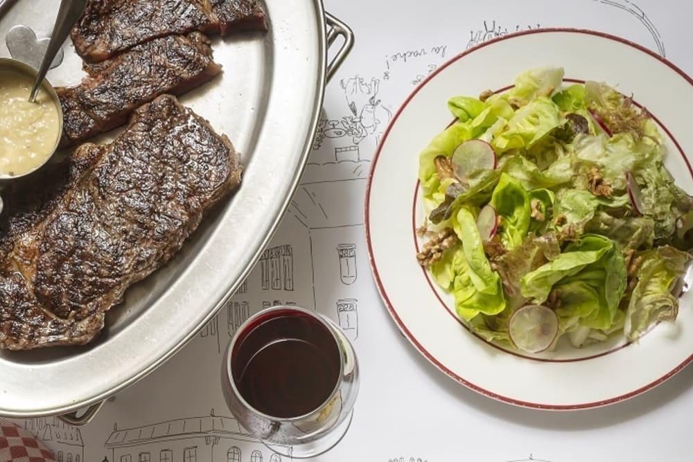 一日限定! La Vache! 任食早午餐賀 7月法國國慶