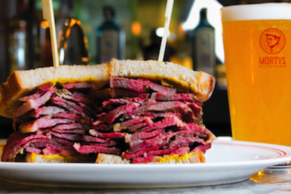 New Restaurant REVIEW: Morty's Delicatessen