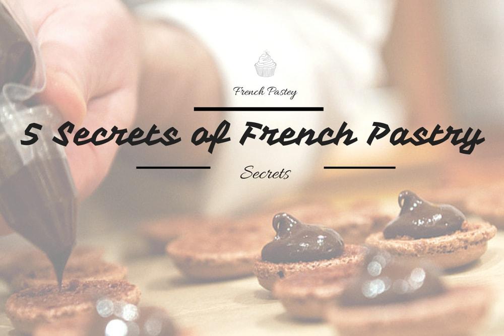 法式甜品知多少?