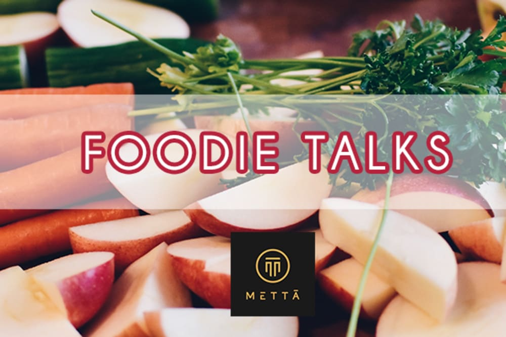 Foodie Talks: The Future of Food and Dining