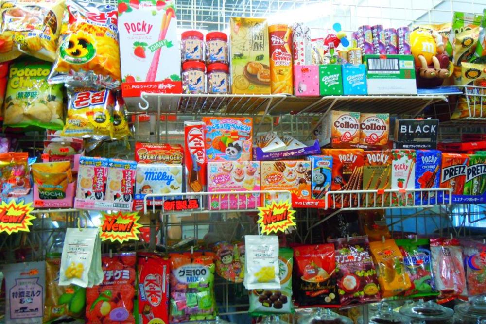 HK's Top 5 Childhood Snacks