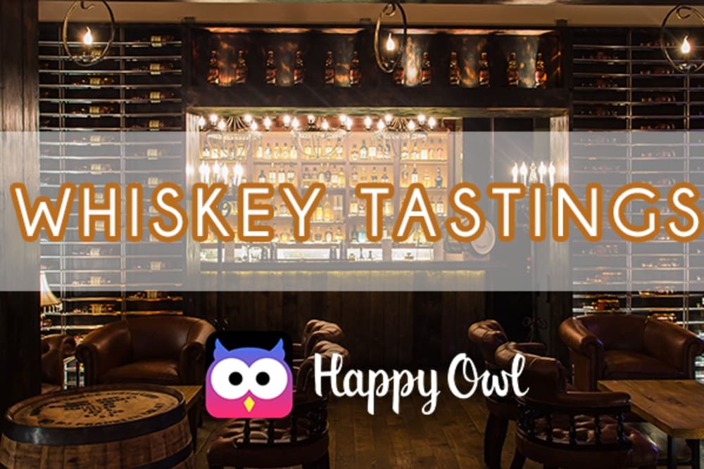 Whiskey Tastings with Happy Owl