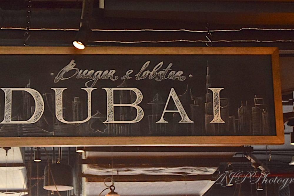 International Restaurant Review: Burger & Lobster