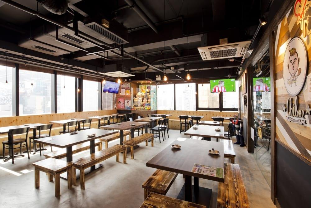 Korean-Style Chicken & Beer House Chibee Opens New Branch in TST