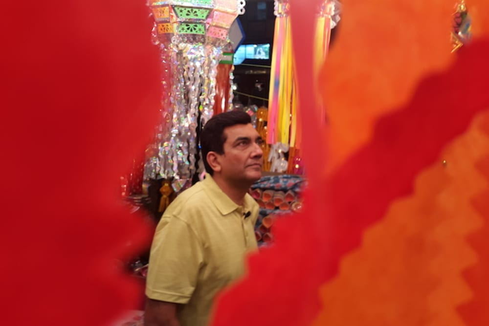 Culinary Journeys with Sanjeev Kapoor