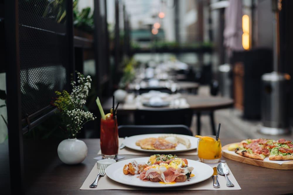 Restaurant Review: Brunch at Mercato
