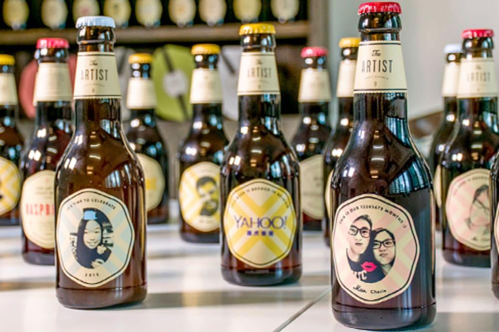 The Artist: Bespoke Belgian Craft Beer and Chocolate
