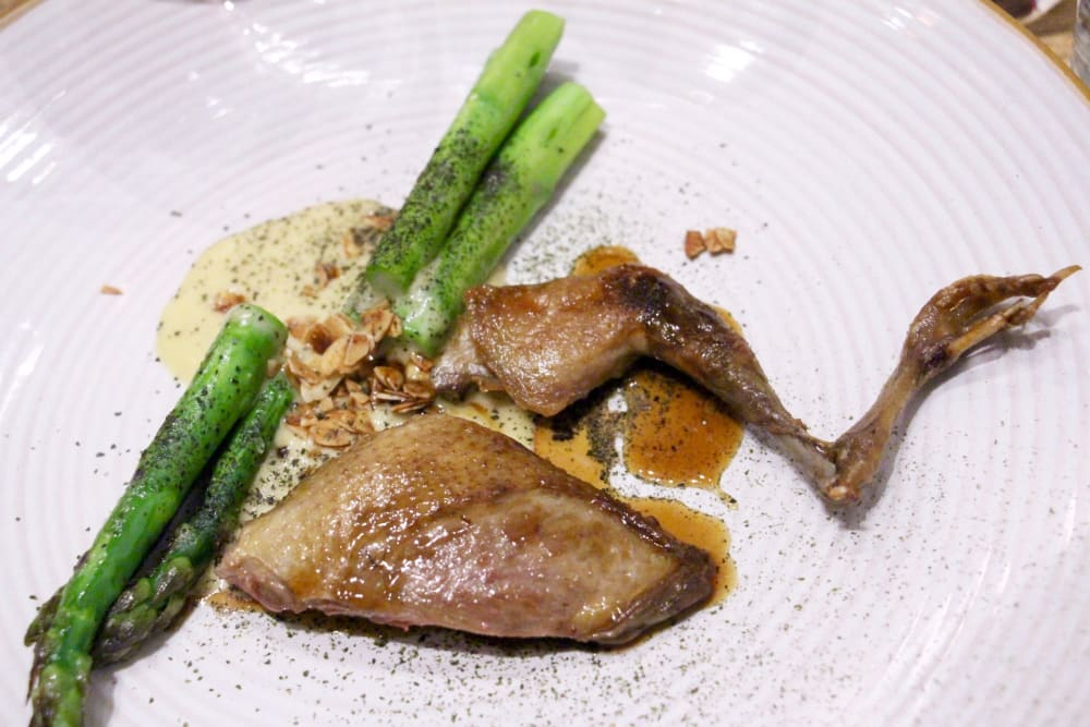 Restaurant Review: Test Kitchen x Chef Ben Orpwood