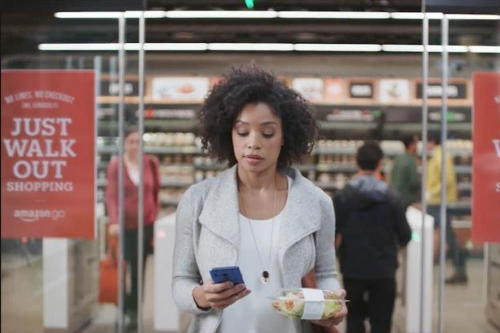 Food Tech: Amazon Go and Cook with M&S