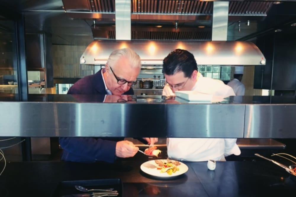 Alain Ducasse's Critically Acclaimed Rech Opens in Hong Kong