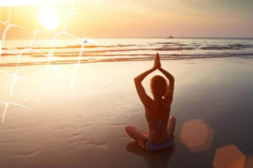 Sunset Yoga and Seaside Dining with Limewood x GuavaPass